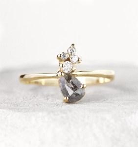 salt-and-pepper-diamond-engagement-ring