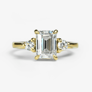 moissanite-engagement-ring