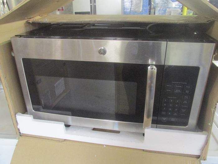 ge 1 6cu ft over the range microwave oven in stainless model jvm3160rfss new missing universal replacement mounting bracket