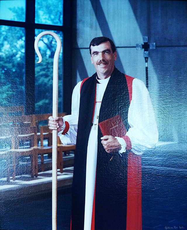 The Rt. Rev. Thomas C. Ely