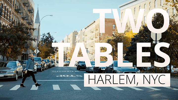 Two Tables