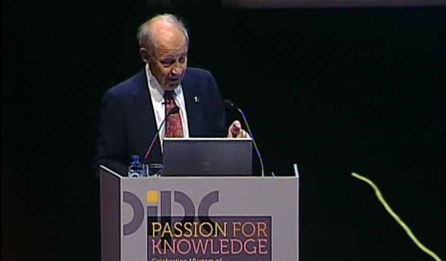 Dudley Herschbach, Passion for Knowledge 2010