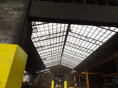 Fiberglass Skylight Panels And Translucent Roof Panels