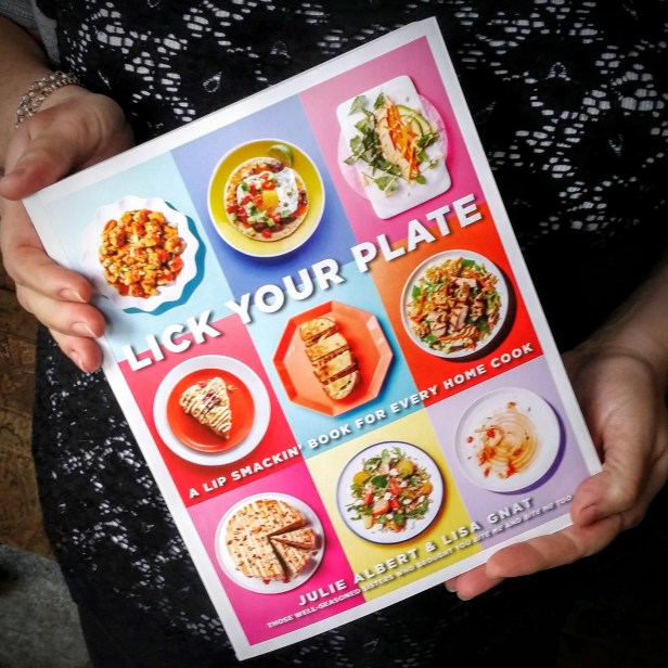 Lick Your Plate Cook Book