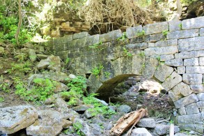 old mill ruins