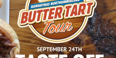 Butter tart taste off
