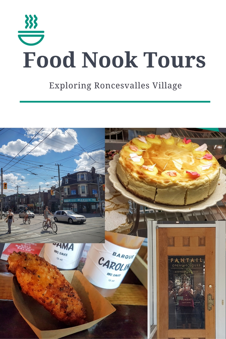 Food Nook Tours Explores Roncesvalles