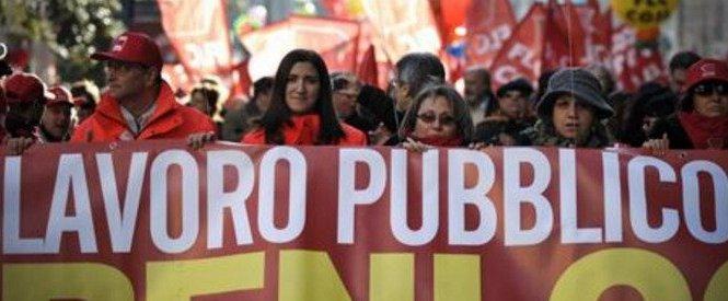 Statali, dopo le proteste il governo sblocca i soldi per straordinari e festivi