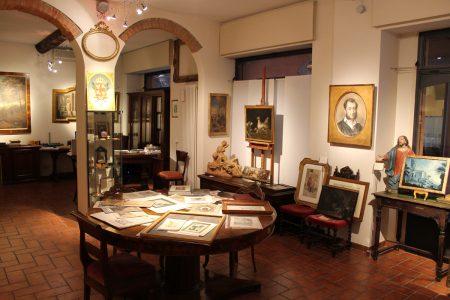 Dipinti Antichi | Galleria de` Fusari