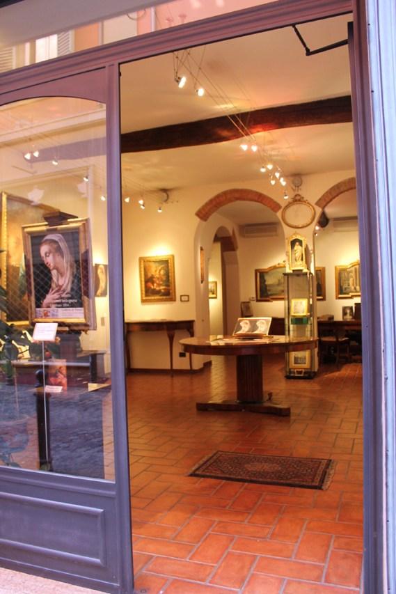 Galleria de' Fusari | Ingresso