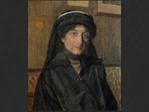 Lucien Ott | Ritratto di donna