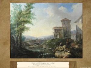 Architetture, Marine, Paesaggi, Scenografie, Vedute