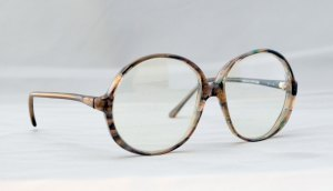 This pair of fake eyeglasses was given to Kathleen to help disguise her face as the Canadian Six fled Iran.