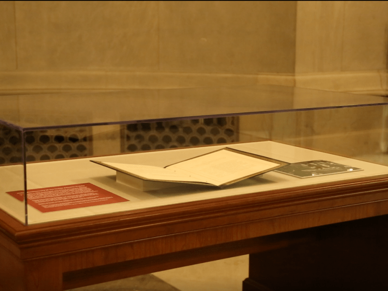 in a case, items from the NATO treaty and accession instruments