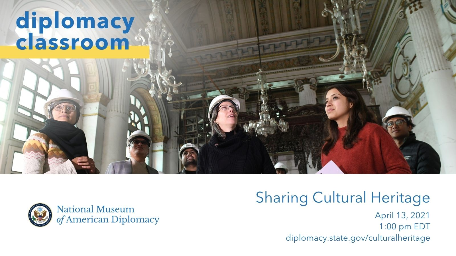 Sharing Cultural Heritage event
