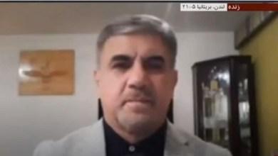تصویر از مصاحبه با بی بی سی مورخ ۲۸ سپتامبر ۲۰۲۰ درباره منازعه مسلحانه ارمنستان و آذربایجان در خصوص منطقه قره باغ