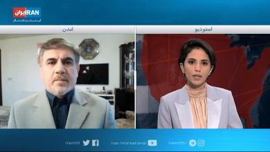 تصویر از مصاحبه با ایران اینترنشنال ۱۱ نوامبر ۲۰۲۰