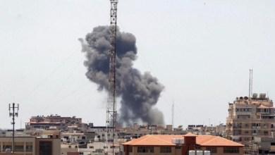 تصویر از آتش بس ناپایدار بین اسرائیل و غزه