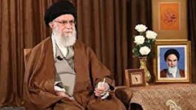 تصویر از مواضع پرتناقض رهبر جمهوری اسلامی