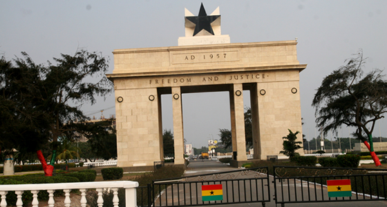Ghana-independence-Arch