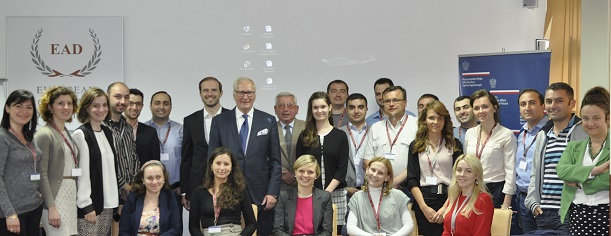 Recruitment for the 8th edition of the European Diplomacy Workshop: Eastern Partnership