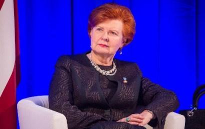 Professor Vaira Vīķe-Freiberga joins EAD's International Honorary Council