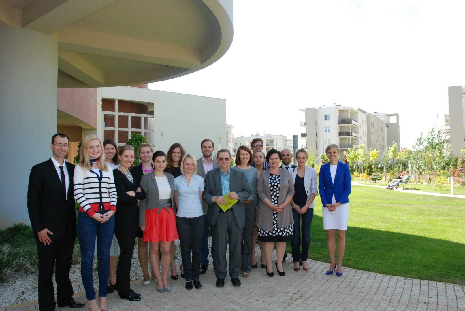 Alumni Gathering in Toruń