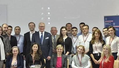 Visegrad School of Political Studies Meets Eastern Partnership
