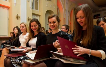 Last week to apply for the Academy of Young Diplomats!