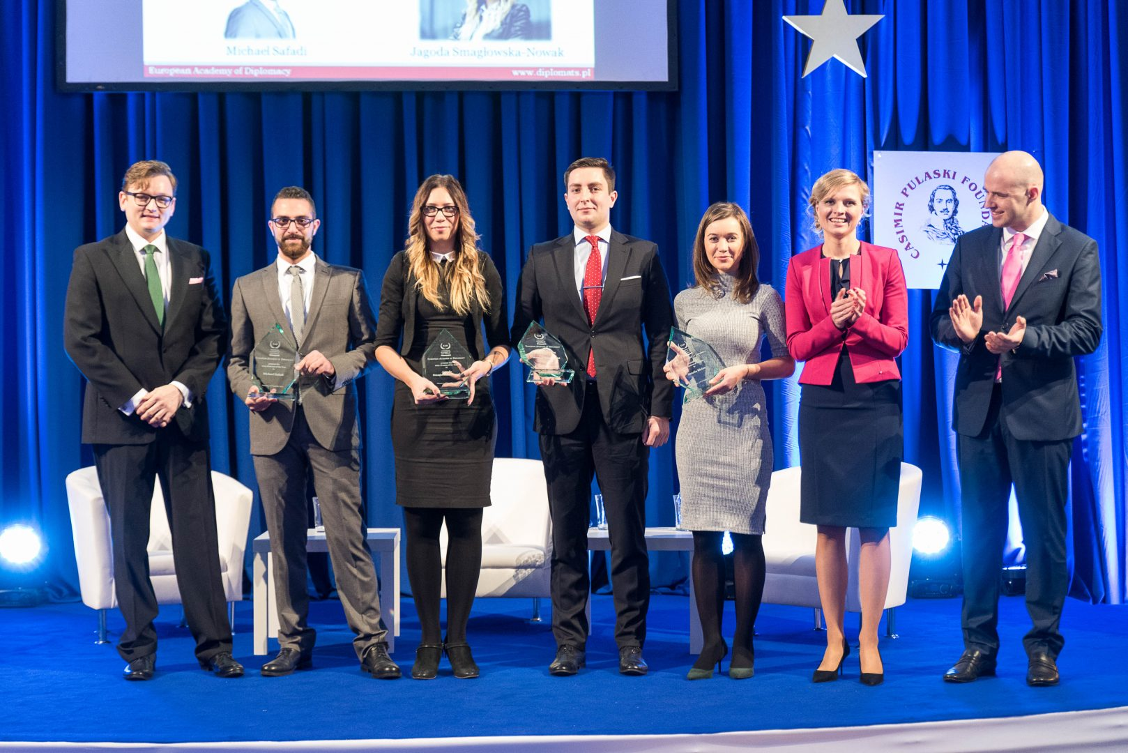 Nominate the 2016 Alumni of the Year