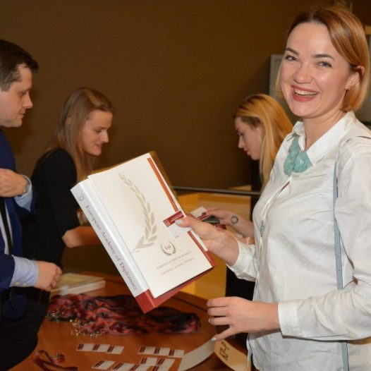 First session of 13th edition Academy of Young Diplomats
