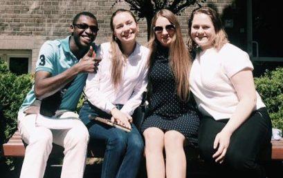 VIII sesja Akademii Młodych Dyplomatów