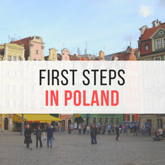 First steps in Poland