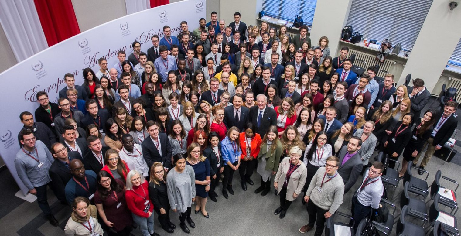Only 6 days left! Join the best school of diplomacy in Central Europe!