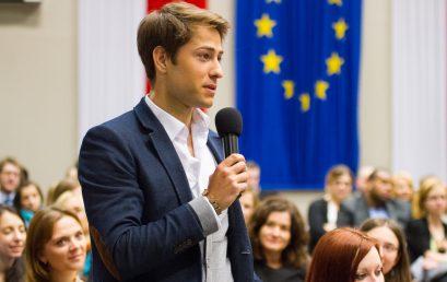 Najlepszy Program zPrzywództwa iDyplomacji wEuropie!