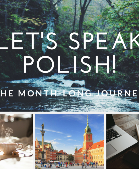 Let's speak Polish!