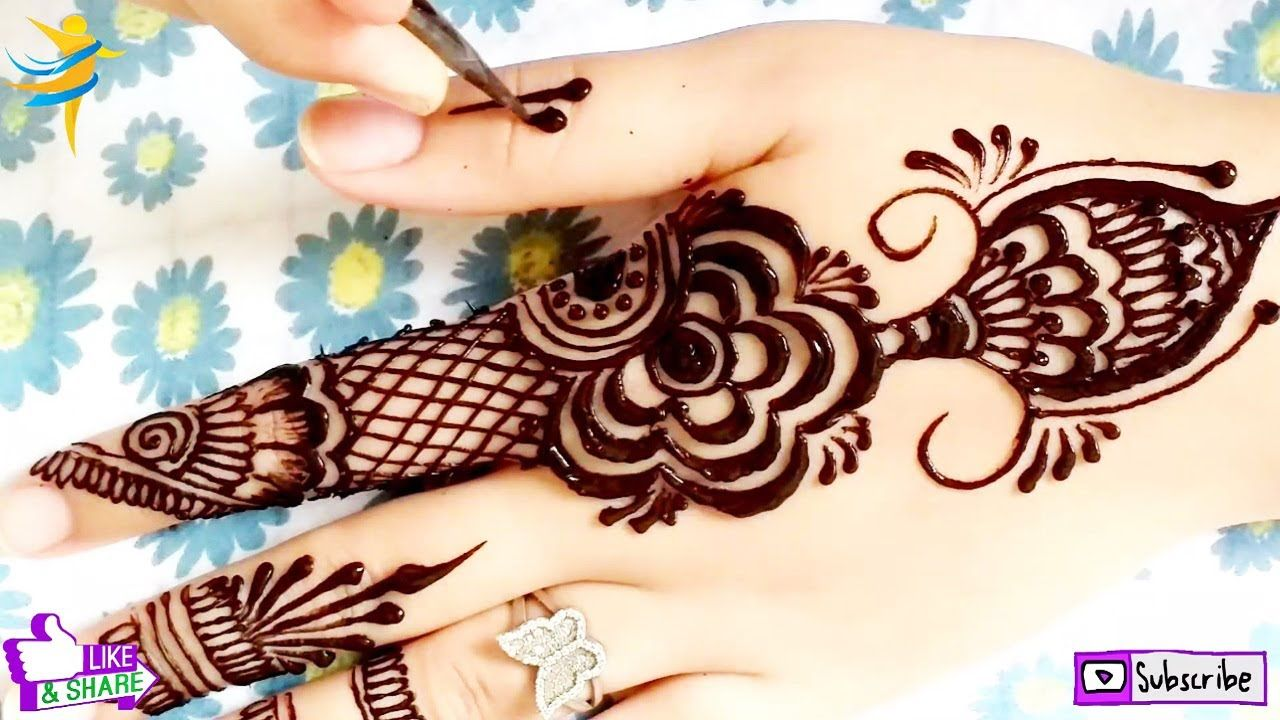 Henna For Hands نقش حناء