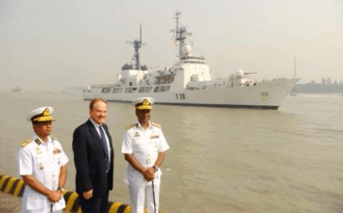 Photo via US Embassy Dhaka/FB