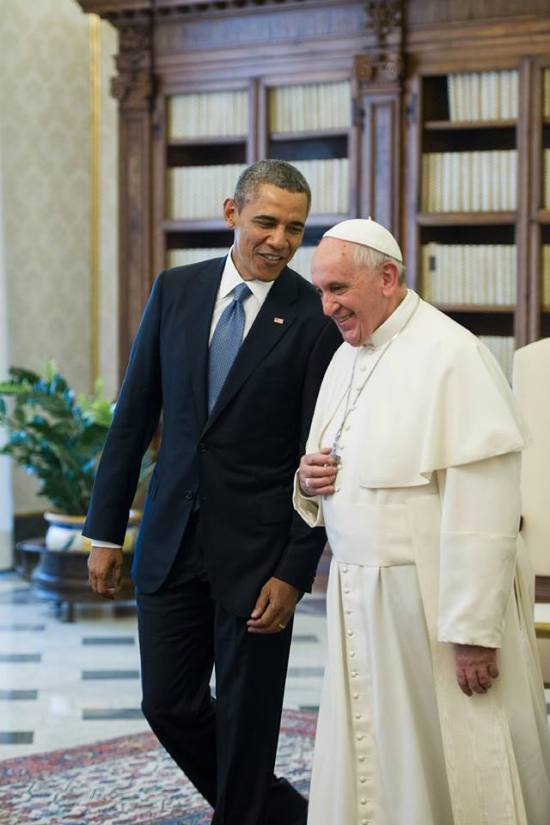 Photo via US Embassy The Holy See/FB