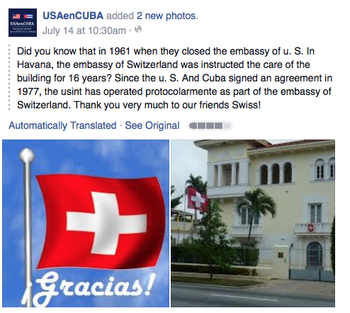 Jeffrey delaurentis diplopundit photo via us embassy havanafb publicscrutiny Gallery