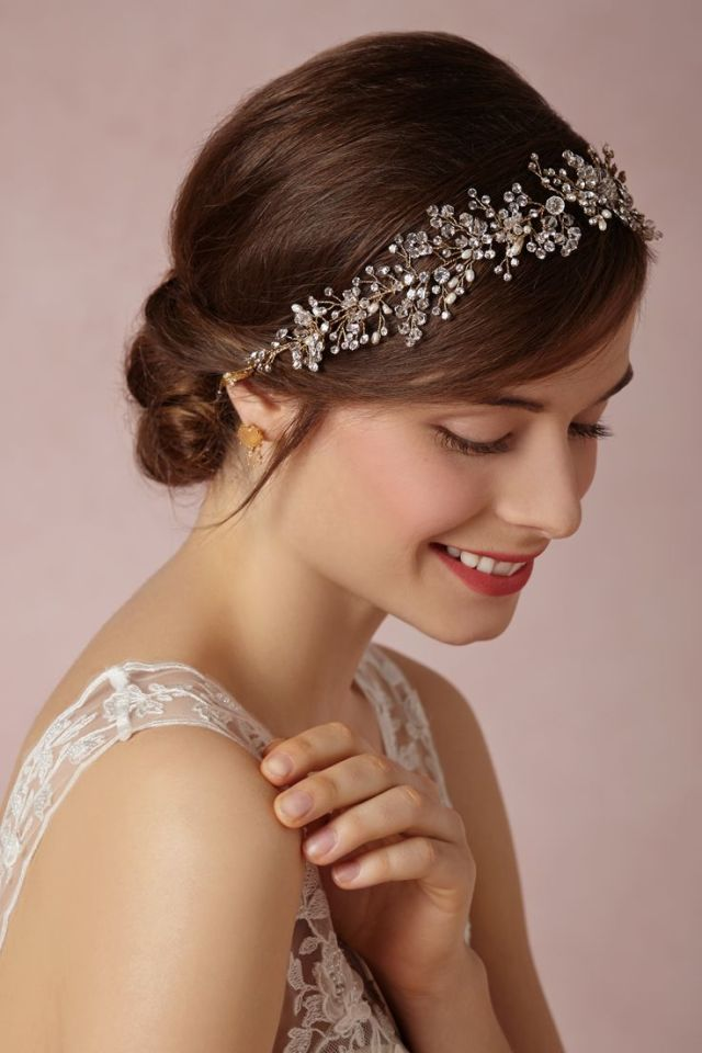 wedding hairstyles 2016 - dipped in lace