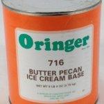 Butter Pecan Base  ZCF716