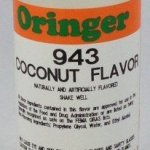 Coconut Flavor   ZCF943