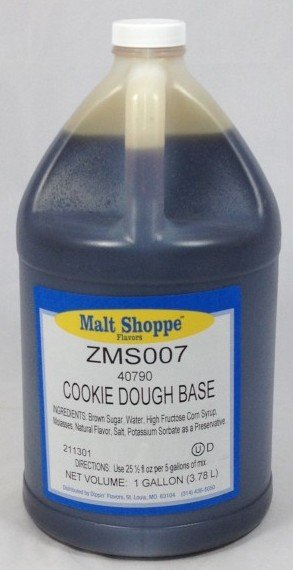 Cookie Dough Base | ZMS007