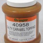 Salty Caramel Topping | ZCF058