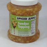 Spiced Apple Topping   ZRC617