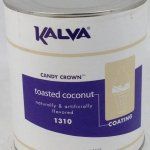 Toasted Coconut Candy Crown Coating | ZSE1310S