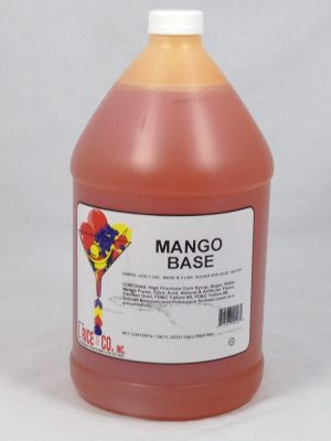 Mango Water Ice Base | ZRC018