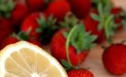 strawberry-lemon