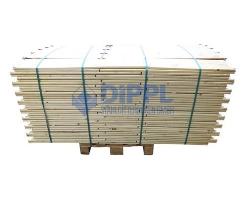 Holzaufsteckrahmen